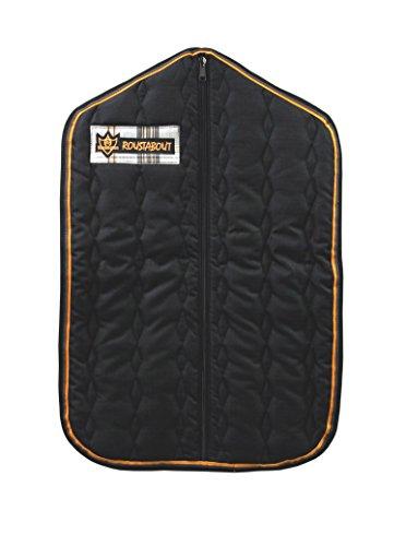 Kensington Slate (Kensington Signature Garment Carrier, Black Citrus Slate, One Size)