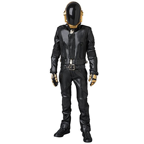 Medicom Daft Punk Guy-Manuel Real Action Heroes Figure for sale  Delivered anywhere in USA