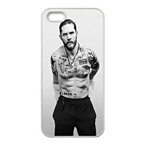 iPhone 5 5s Cell Phone Case White Tom Hardy LV7896020
