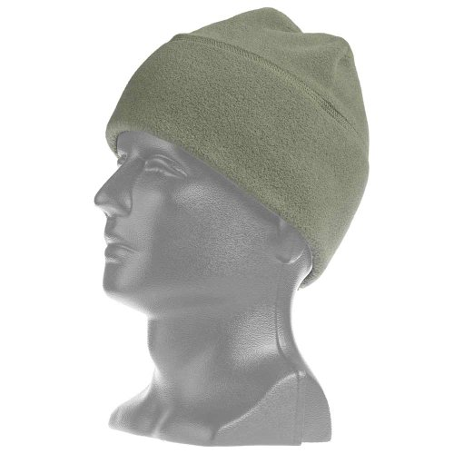 Tac Shield Military Fleece Cap, Foliage Green