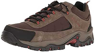 Columbia Men S Granite Ridge Waterproof Hiking Shoes