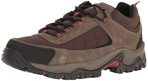 Columbia Men's Granite Ridge Waterproof Hiking Shoe, Cordovan, Rusty, 13 D US