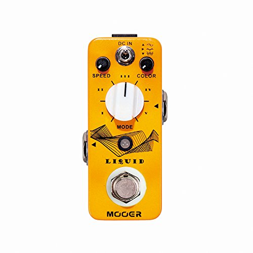 MOOER Liquid Digital Phase Pedal by MOOER