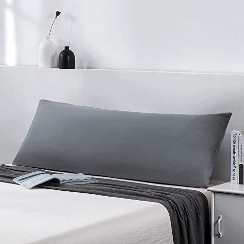 Wdress Body Pillow Cover, Soft Long Body Pillowcases 21