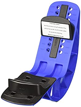 ProStretch Plus+ - Customizable Calf Stretcher and Foot Rocker for Plantar Fasciitis and Achilles Tendonitis (Non-slip Bottom)