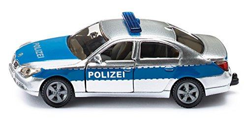 Siku 1352 - Polizei-Streifenwagen