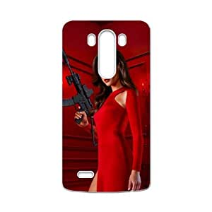 SANLSI The Nikita Looks Kill Design Personalized Fashion High Quality Phone Case For LG G3