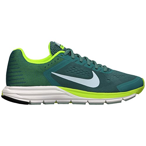 Zoomlens Nike Womens + 17 Hardloopschoenen Min Tl / Tl Tnt-volt-blancs