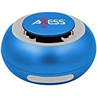 AXESS SPBW1048 IPX4 Water Resistant Bluetooth Speaker...