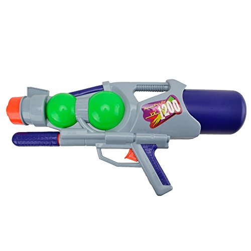 ater Gun - Happytime 2018 New Design 1200CC High-Capacity Pump Up Water Blaster Party and Outdoor Activity for Kids Adult (Super Water Gun)