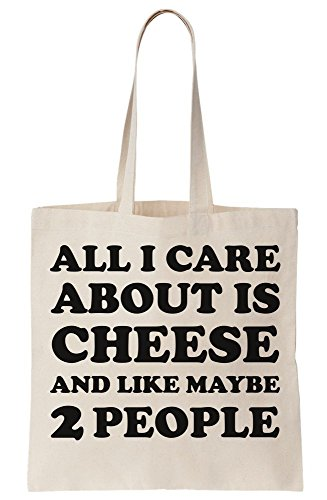 Care Tote All And I Bag Like Canvas I Cheese People 2 Maybe About P4PSW5gq