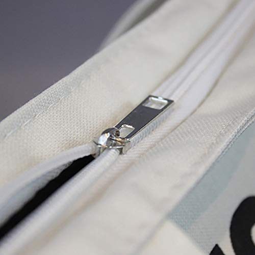 Casual Bucket Canvas Cartoon Fashion Shopping Pattern attrasfjwanrw Women Handbag Gift 4 Bag Cute xanS85x0q