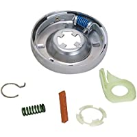 Gausky 285785 Washer Washing Machine Clutch Kit Replacement for Whirlpool Kenmore Parts Replaces AP3094537, PS334641, 3351342, 3951311, 3946794