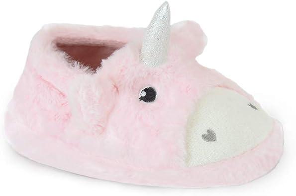 Girls Baby Pink Cute Fluffy Faux Fur