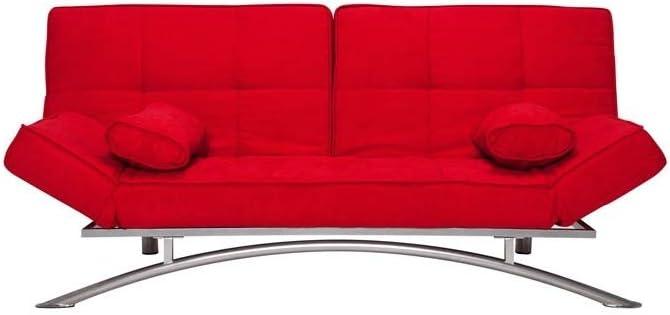 Befara Divano Letto CLIC CLAC Sardegna Rosso