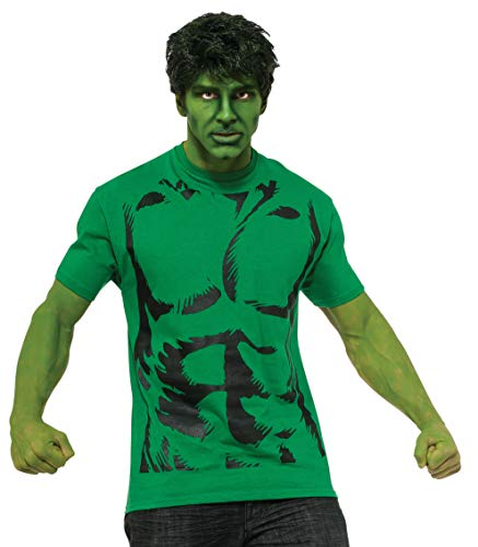 Incredible Hulk Costumes For Men - Rubie's Men's Marvel Universe Hulk Adult