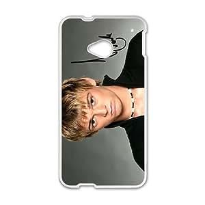 aaron carter Phone Case for HTC One M7 Kimberly Kurzendoerfer