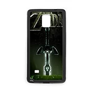 Generic Case The Legend of Zelda For Samsung Galaxy Note 4 N9100 565F5R8007