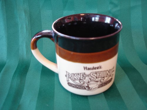 hardees-rise-and-shine-pottery-mug