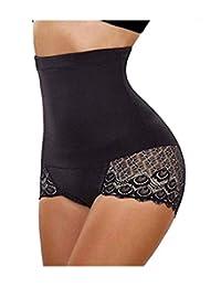 BodyBeat Fajas para Mujer, Panty Compresion para Abdomen, Adelgaza Ropa Interior, Moldeadores Alto Desperdicio para el Control de Panza, Faja Reductoras y Moldeadoras, Fajas Invisibles, Panties Mujer