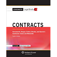 Casenote Legal Briefs for Contracts, Keyed to Farnsworth, Sanger, Cohen, Brooks, and Garvin (Casenote Legal Briefs Series) (English Edition)