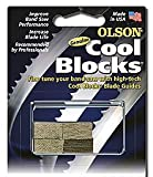 Olson Saw CB50030BL Shopsmith Band Saw Accessory Cool Blocks by OLSON SAW