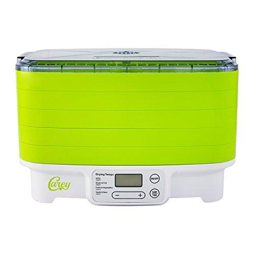 CAREY DD-5G 5 Tray Dehydrator Rotating Food Dehydrator
