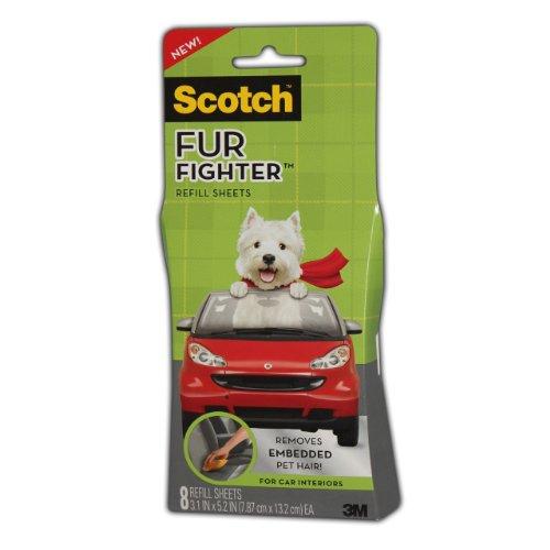 Scotch Fur Fighter Refill Sheets 879RF-8, My Pet Supplies