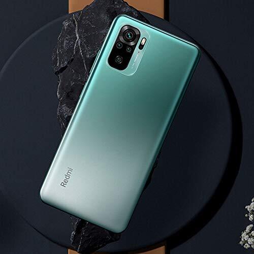 Xiaomi Redmi Note 10 4GB+128GB Versão global Lake Green