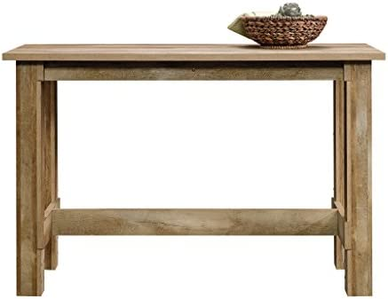 home, kitchen, furniture, kitchen, dining room furniture,  tables 11 discount Sauder Boone Mountain Counter Height Dining Table, Craftsman in USA