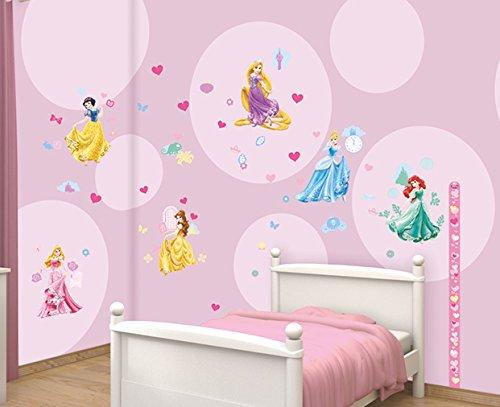 Walltastic Disney Princess Room Decor Kits, Multi Colour Part 46