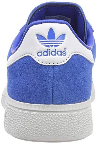0 Munchen bluebird Bleu Baskets Blanc Adidas Mtallis Chaussures Or Pour Hommes qXdZqvw