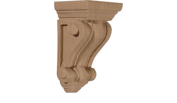 Ekena Millwork COR03X04X06CPMA-CASE-4 Corbel Factory Primed
