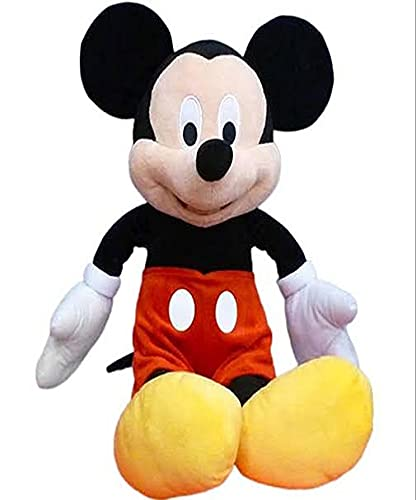 Unique Palette Soft Fabric Cute Mickey Mouse Teddy Bear Toy Gifts for Kids  60 cm