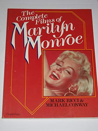 The Complete Films of Marilyn Monroe