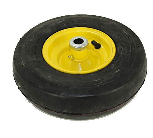 John Deere Original Equipment Wheel and Tire Assembly #AM101589