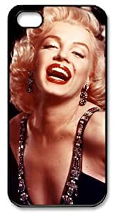 icasepersonalized Personalized Protective Case for iPhone 5 - Marilyn Monroe