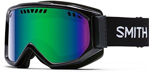 Smith Scope Goggles Black/Green Sol-X, One - Sol Optics