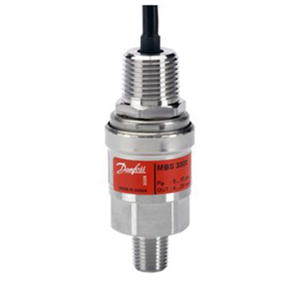 Range: 0 to 10 Bar Danfoss MBS 3000 Pressure Transmitter