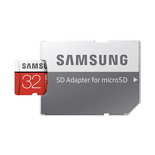 Samsung MB-MC32GA/EU EVO Plus Scheda MicroSD da 32 GB, UHS-I, fino a 95 MB/s, Adattatore SD Incluso [Vecchio Modello]