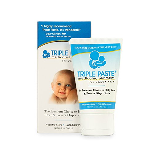 Triple Paste Medicated Ointment for Diaper Rash ()