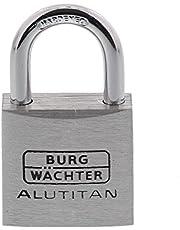 Burg Wächter 30 BURG hangslot 770 Alutitan, 30 mm SB