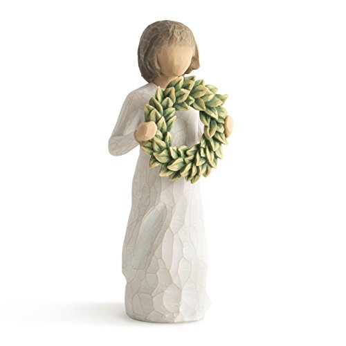(Willow Tree Magnolia, sculpted hand-painted figure)