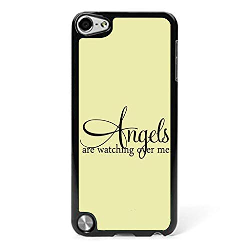 Women's Case Compatible iPod Touch 5, Angvander Angels are. Anti Slip Ultra Thin Phone case Compatible iPod Touch 6, Cool Design Case Cover Compatible iPod Touch ()