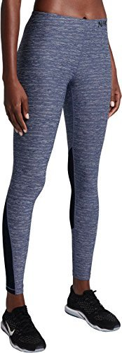 Nike Women's Pro Training Tights (Binary Blue, S) - Nike Pro Leggings