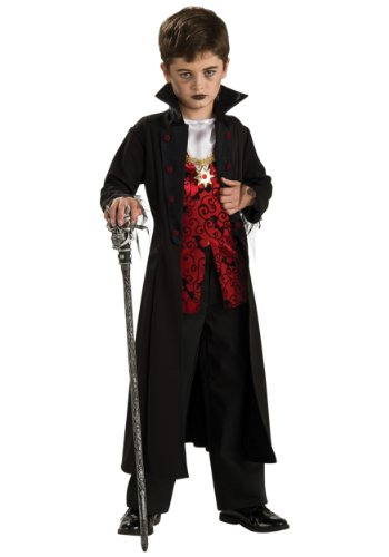 Royal Vampire Costume, Medium