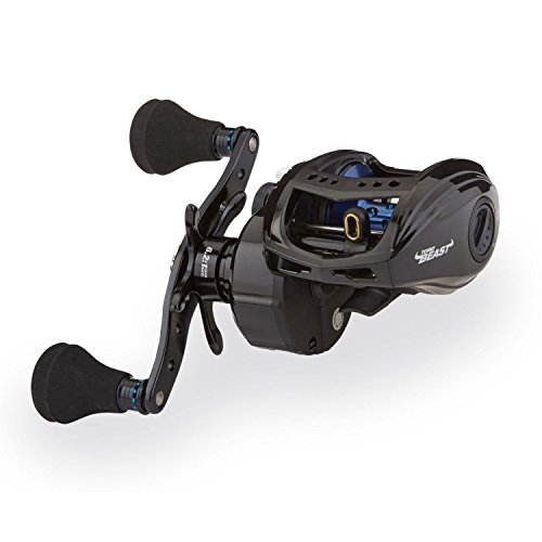 Revo Toro Winch - Abu Garcia Revo T2 BST50-HS Toro Beast Low-Profile Baitcast Fishing Reel