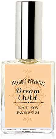 Melodie Perfume Dream Child Strawberry Champagne perfume for women. A rich layered strawberry women's fragrance. 15ml