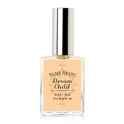 Dream Child perfume spray. Strawberries and champagnes. A rich layered twist on strawberry. by Melodie Perfumes