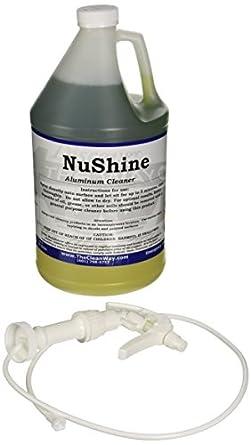 NuShine Aluminum Cleaner